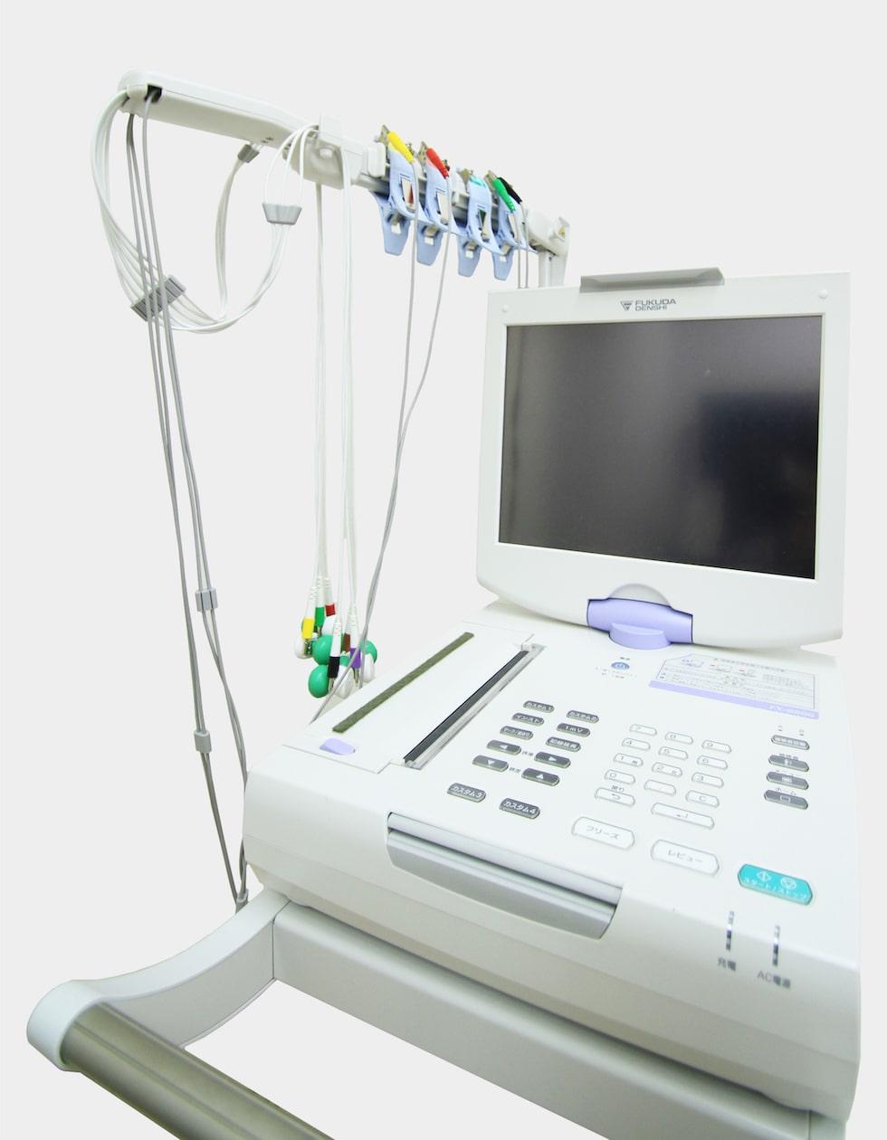 宮口内科循環器科 設備